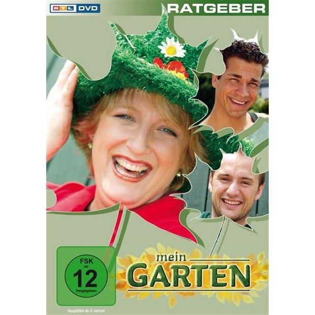 RTL - Mein Garten - Ratgeber DVD/NEU/OVP, 2,45 €